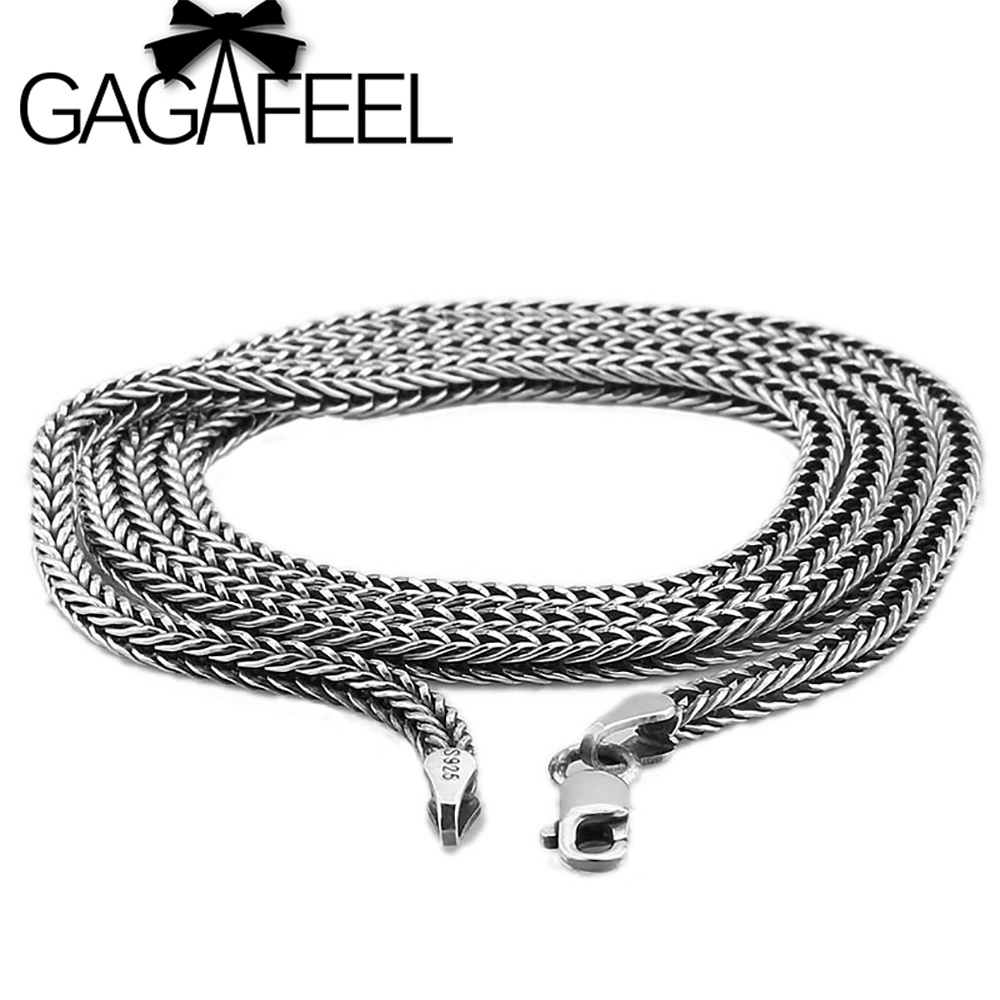 Silver chain for mens online shopping